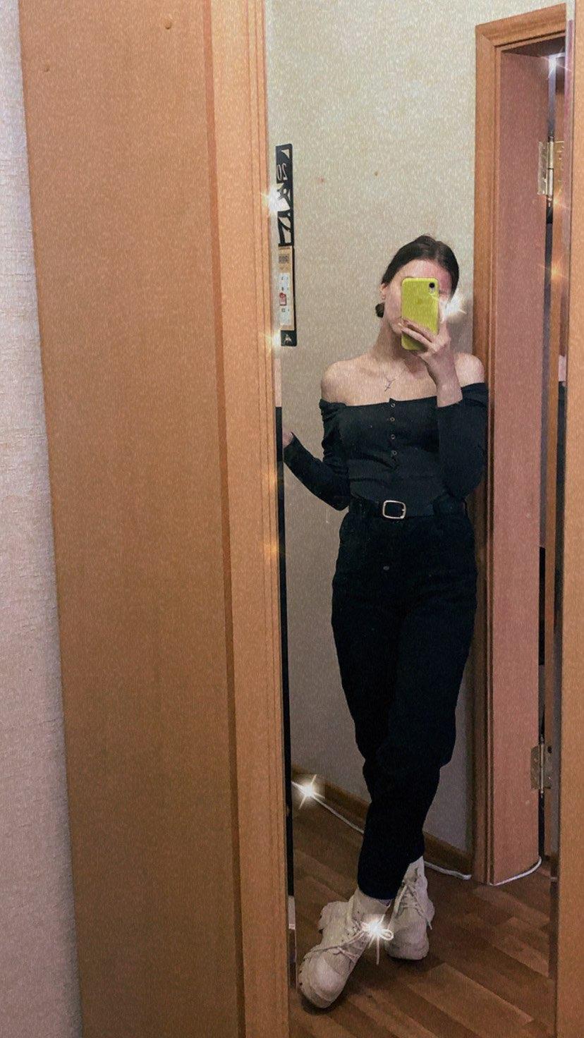 Articat Black Off Shoulder Sexy Bodysuit Women Long Sleeve Slash Buttons Bodycon Rompers Womens Jumpsuit Solid Summer Body Suit      - AliExpress