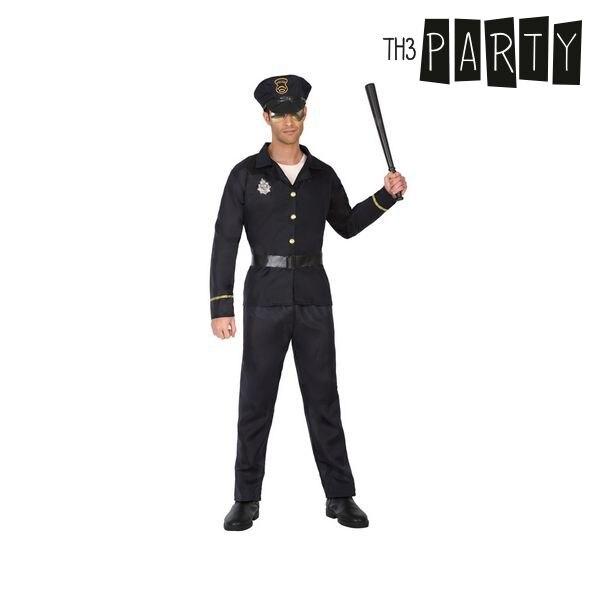 Костюм для взрослых полицейский