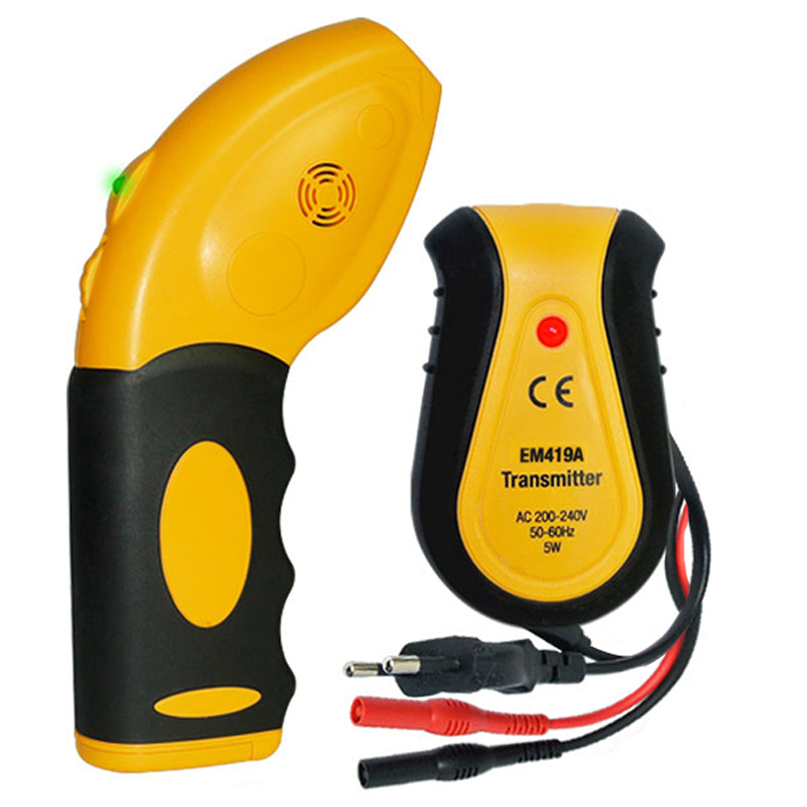 Circuit Breaker Fuse Control Locator Receiver Transmitter Lamp Socket & Outlet Adapters Tester Electrical Finder Tool 220V