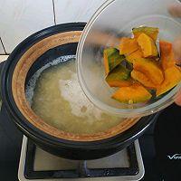 小米南瓜粥的做法图解4