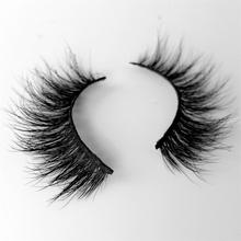 30 pairs/lot Mink Eyelashes LOVE THANKS 3D Real Mink False Lashes with Tray no Box Volumn Extension Makeup Cruelty Free S36