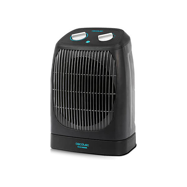 Portable Fan Heater Cecotec Ready Warm 9550 Rotate Force 2000W Black
