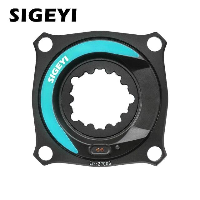 AXO MTB mountain bike power meter cadence sensor ANT+ Bluetooth dual sided spider power meter vvt boost bicycle crank powermeter