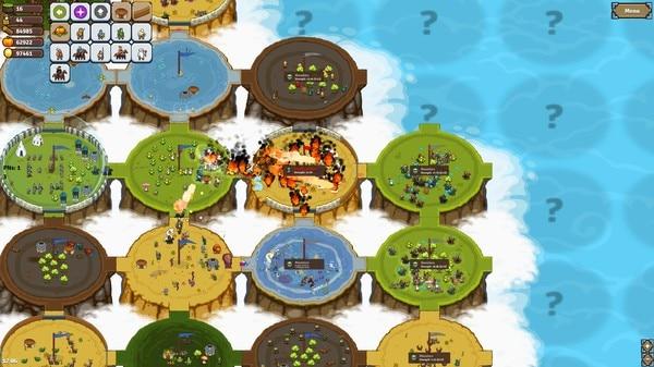 《环形帝国:竞争者 Circle Empires Rivals》中文版百度云迅雷下载v2.0.18插图(1)