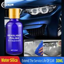 Liquid Interior Durable Headlight Polishing Fluid
