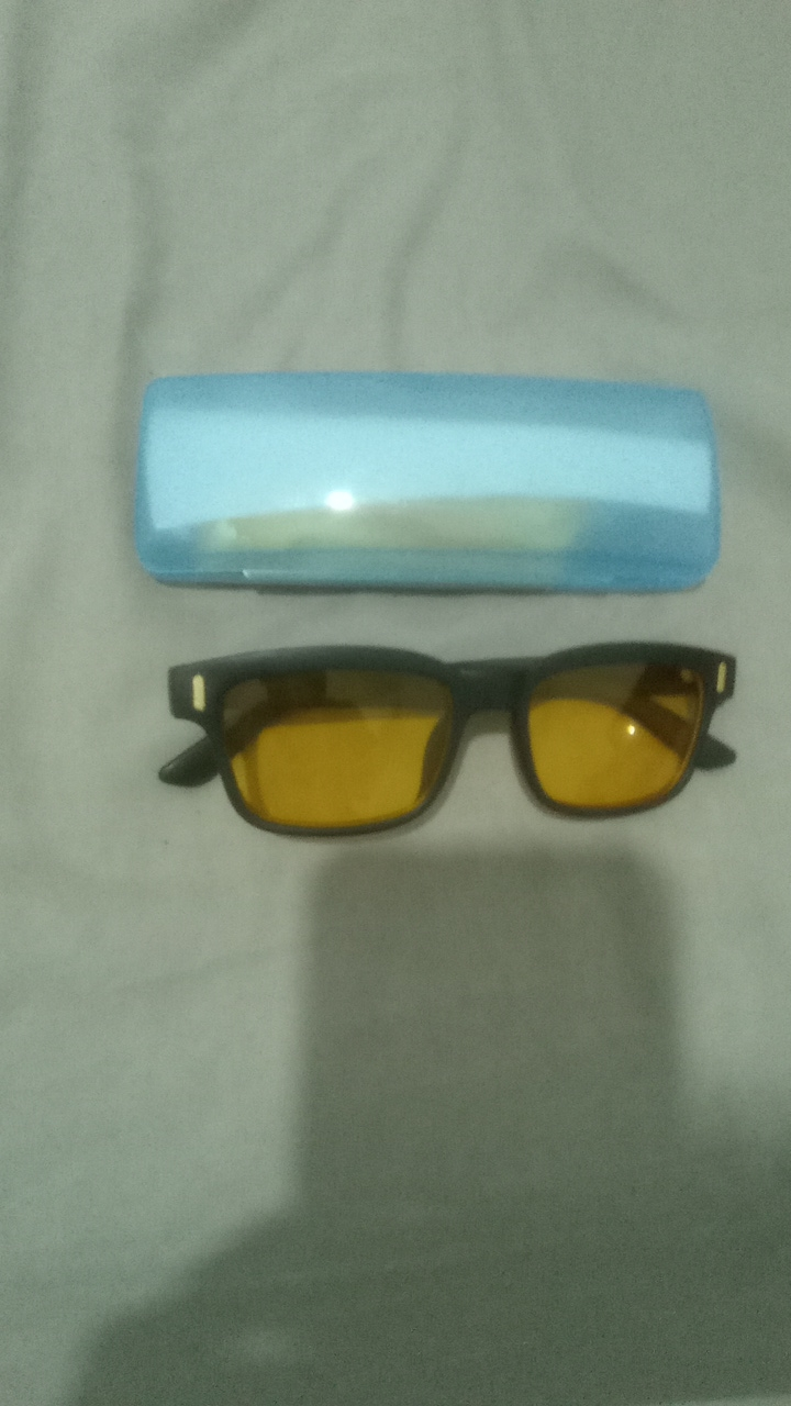 Anti-Blue Light Gaming Glasses-WishoBox photo review