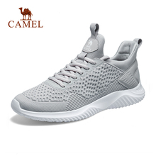 [Sale!] CAMEL Men Ultralight Breathable Running Shoes Comfor