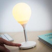 Oplaadbare Siliconen Usb Bureaulamp (4 Led) op