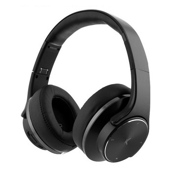 Foldable Headphones with Bluetooth Go & Play Reverse 450 mAh 6 W Black