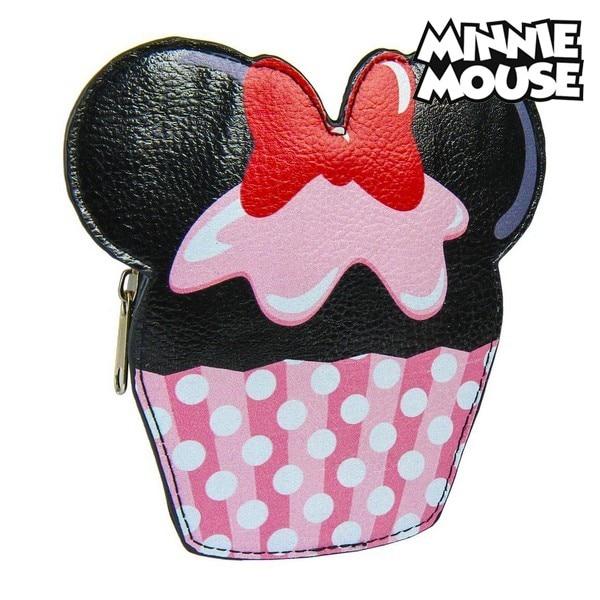 Purse Minnie Mouse 70701 Pink Black