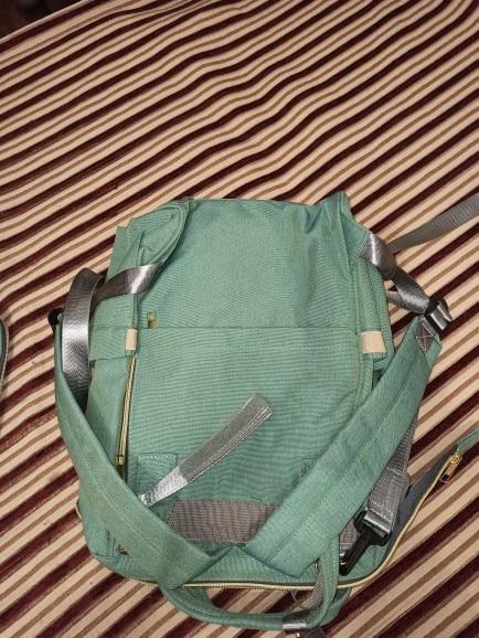 Large Capacity Waterproof Baby Diaper Bag photo review