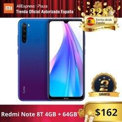 Note 8T (Rom 64GB 4GB RAM, 13MP Trước Cámara, Batería De 4000 MAh, android, Nuevo, Libre) [Teléfono Movil Versión Toàn Cầu]]