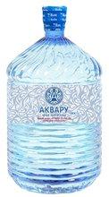 Аквару питьевая вода 19 литров