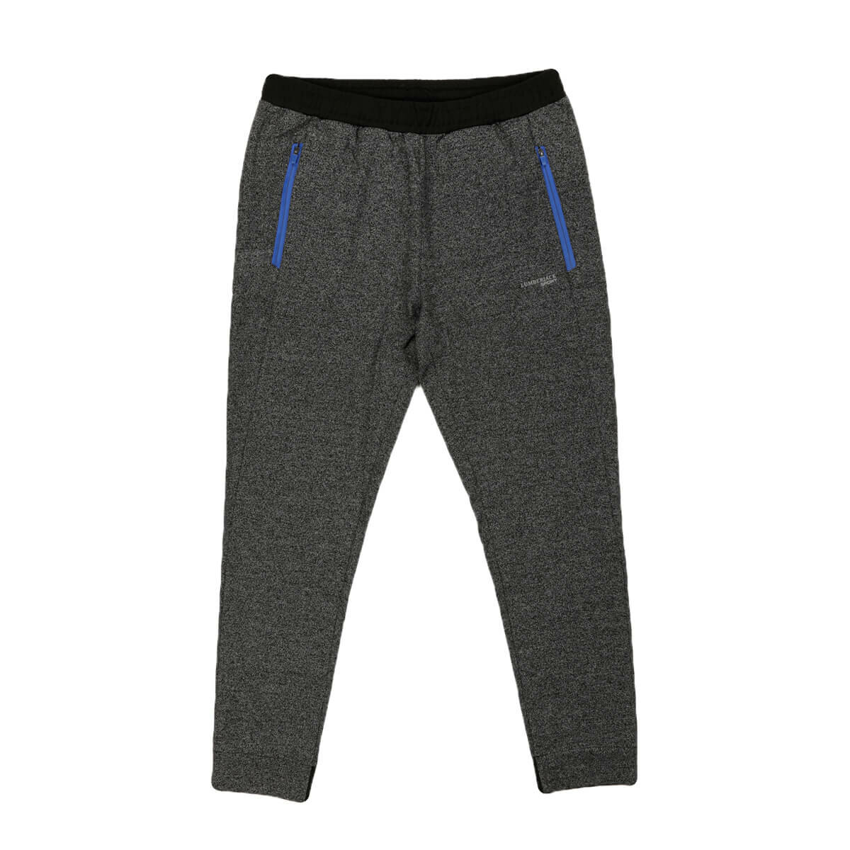 FLO MILAN 2 SINGLE BOTTOM GRAY MELANGE Male Tracksuit LUMBERJACK