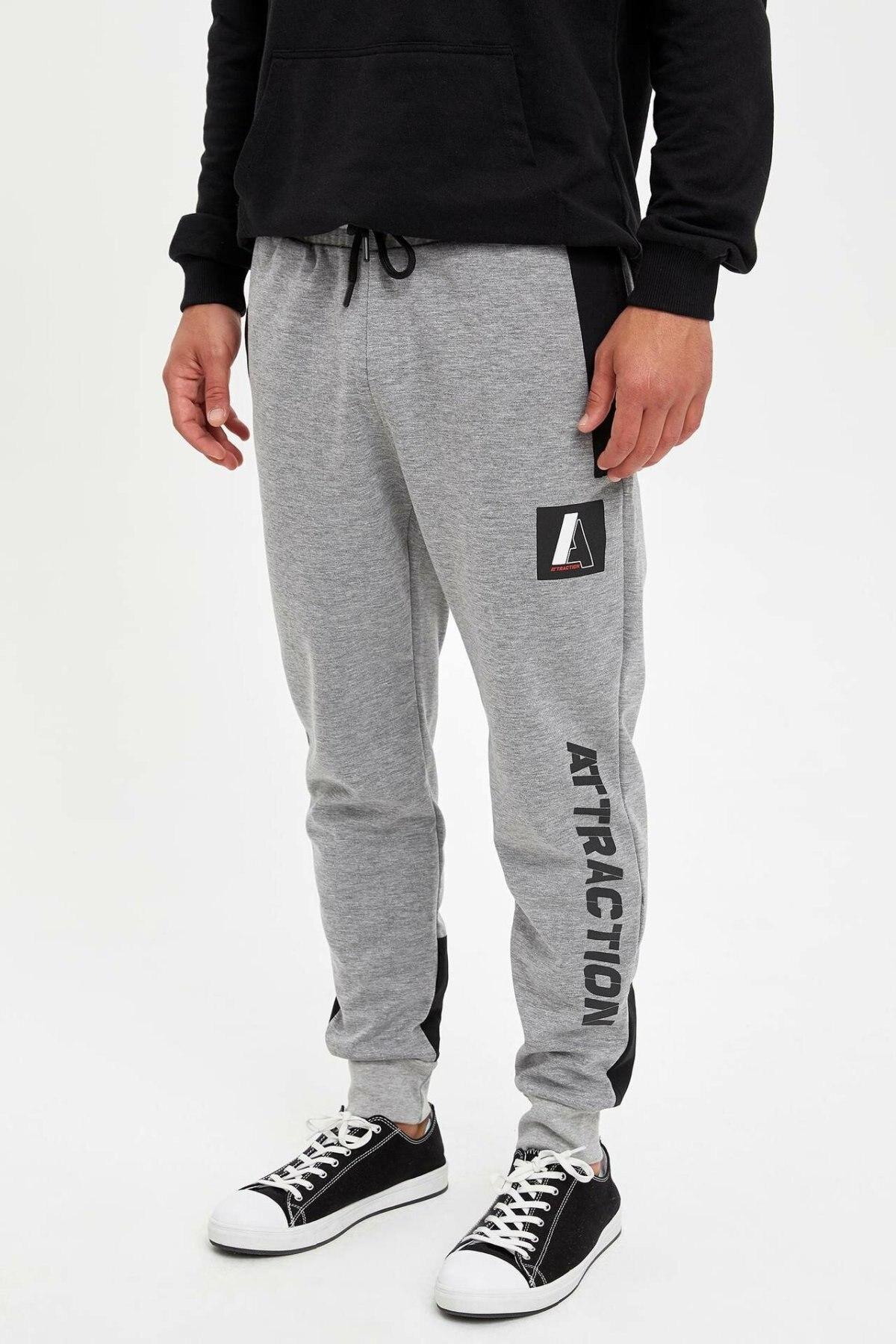 DeFacto Man Trousers-L1803AZ19AU