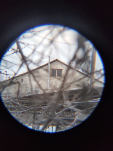 -- Telescópio Grande Portátil