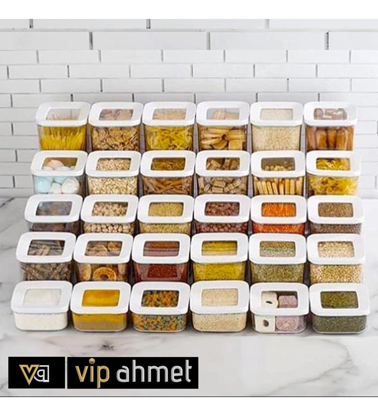 Storage container kitchen turkey beautiful sleek design quality healthy food chef