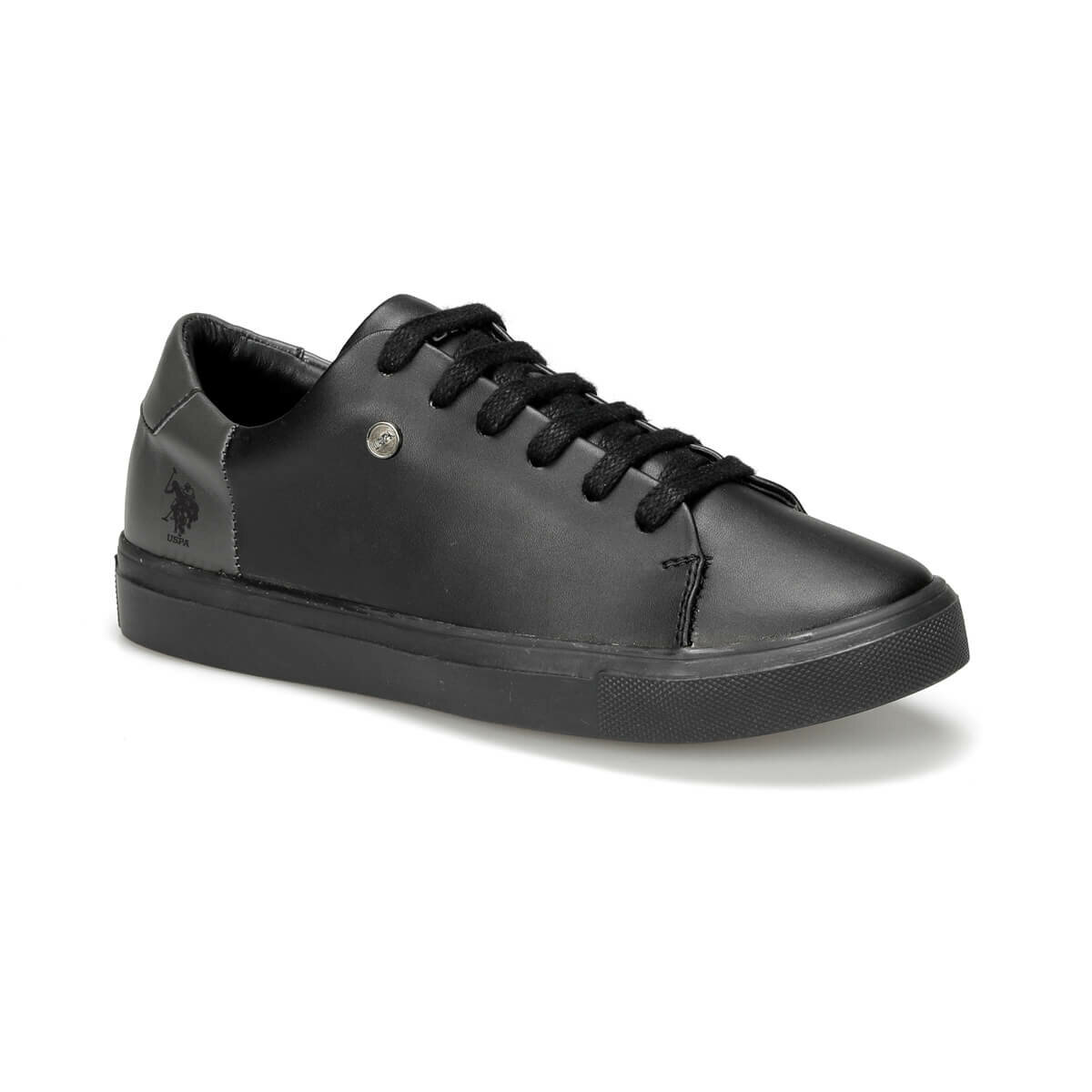 FLO NORDES 9PR Black Women 'S Sneaker Shoes U.S. POLO ASSN.