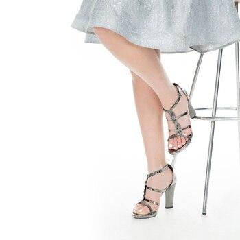 Lela Heels Evening Shoes WOMEN ABİYE SHOES 50891