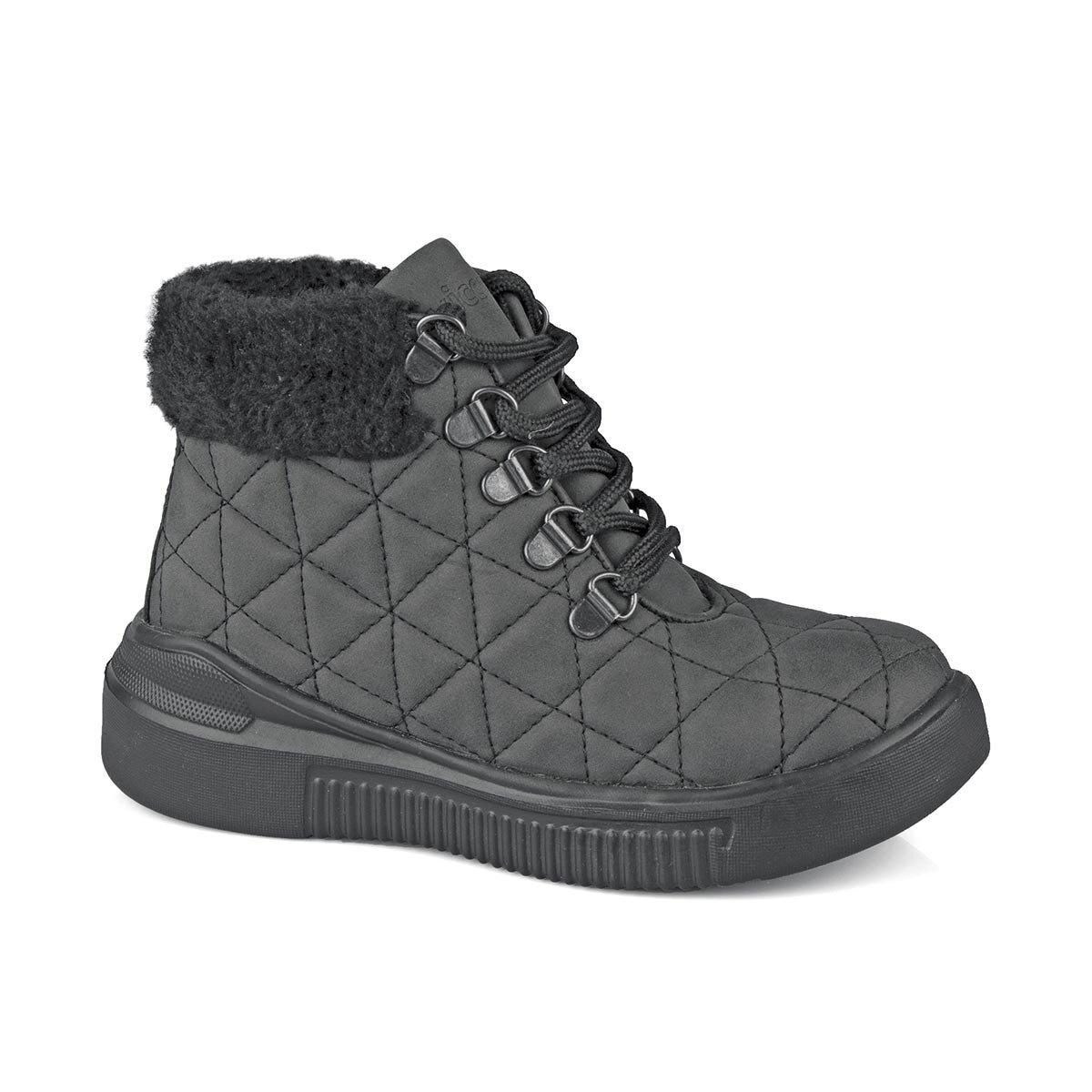 FLO 946. F19K. 266 FILET BOOTS Black Female Child Boots VICCO