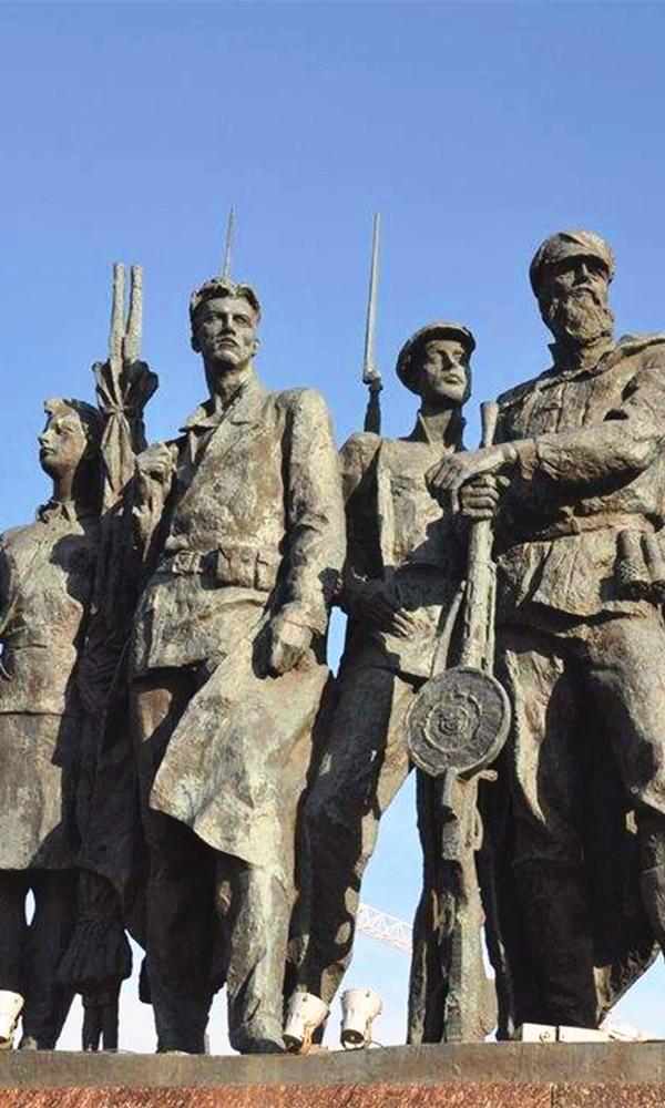 《斯大林格勒会战》封面图片