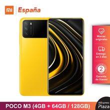 POCO M3 (64GB /128GB ROM 4GB RAM Qualcomm®Snapdragon™662 Nuevo y Libre) [Versión mundial para España] pocom3 64.128