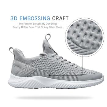 [Sale!] CAMEL Men Ultralight Breathable Running Shoes Comfortable Outdoor Sports Jogging Walking Male Sneakers