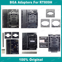 Adaptador de soquete para programador bga63, bga64 bga48 BGA169-01 para rt809h emcc nand flash programador