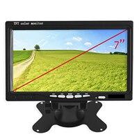 Monitor de visão traseira em veículos 7