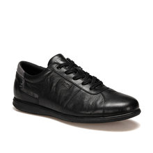FLO Black Men's Sneakers Casual Comfort Shoes by Dockers The Gerle 228162