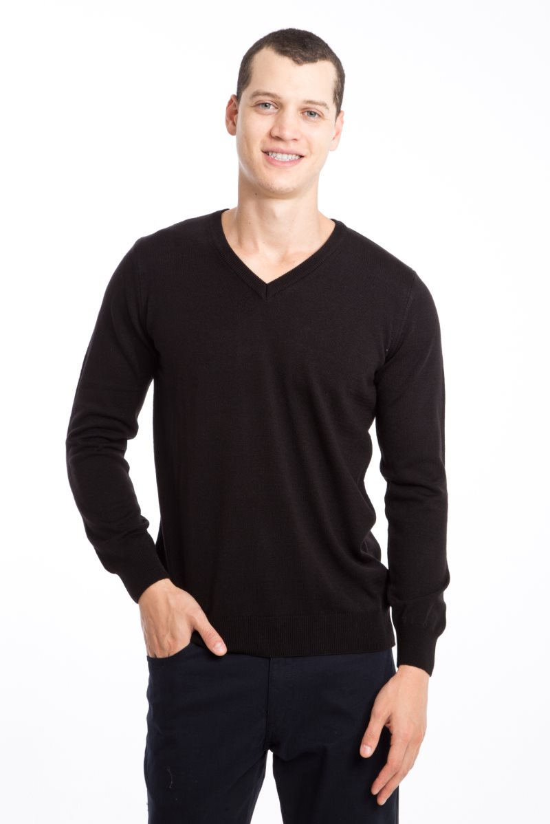Kigili Men Warm Sweaters Pullover Menswear Autumn-Winter Casual Regular Fit Easycare High Quality Acrylic Made In Turkey