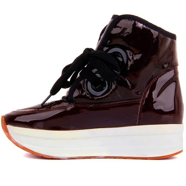 Moxee- High Bottom, Women's Boots