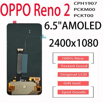 For OPPO Reno / Reno 2 / Reno Z / k3 / 10X Zoom / Reno 2Z CPH1951 CPH1919 PCGM00 CPH1917 1907 LCD Display Touch Screen Digitizer 1