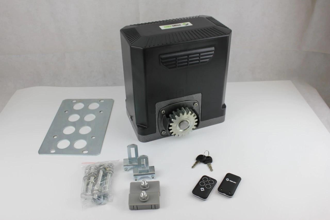 Gate. Откатные Gate. Jy-600acp Drive For Sliding Gate With Control Box, 2 Wireless пультами, Mounting Plate