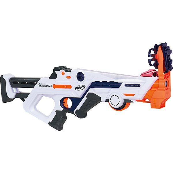 Фото - Nerf blaster Laser Ops DeltaBurst with accessories deli cute pen study accessories red burning laser high power laserpointer with presenter for ppt slide presenters supplies
