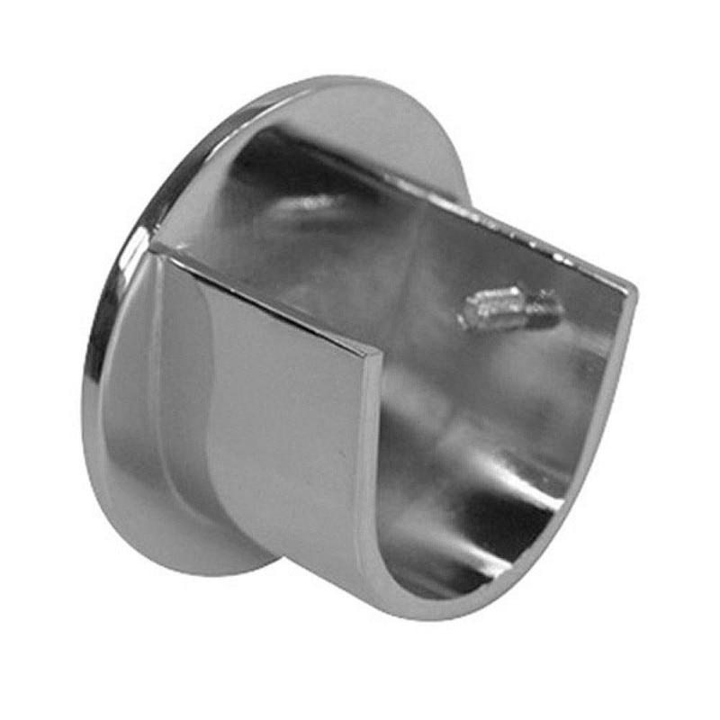 Support Zircon Side 20mm. Nickel Matte (2 Pcs)