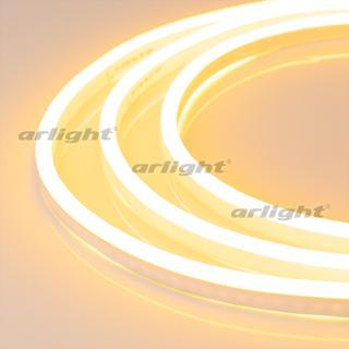 021532 Flexible Neon Arl-cf2835-mini-24v Yellow (16x8mm) Arlight Coil 50th