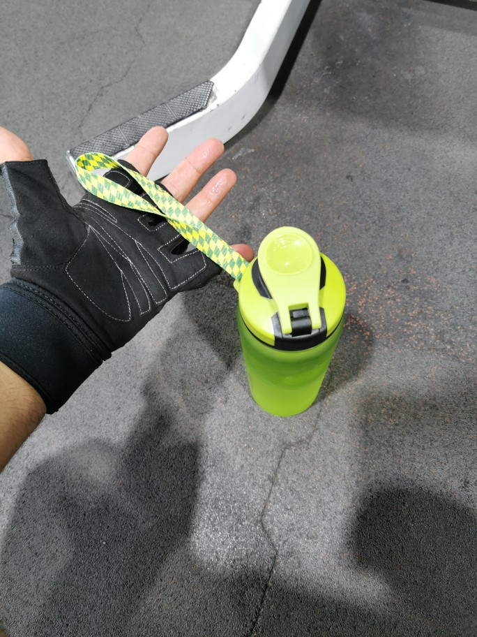 Transhome Plastic Water Bottle 1000ML Sport Bottle For Drinking Water Bottle Cycling Biking Bpa Free Portable Travel Drinkware-in Water Bottles from Home & Garden on AliExpress