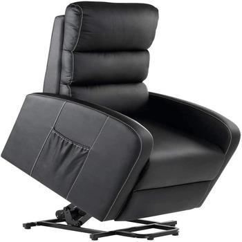 Sillón de masaje motorizado con función calor, vibración y levantamiento de persona