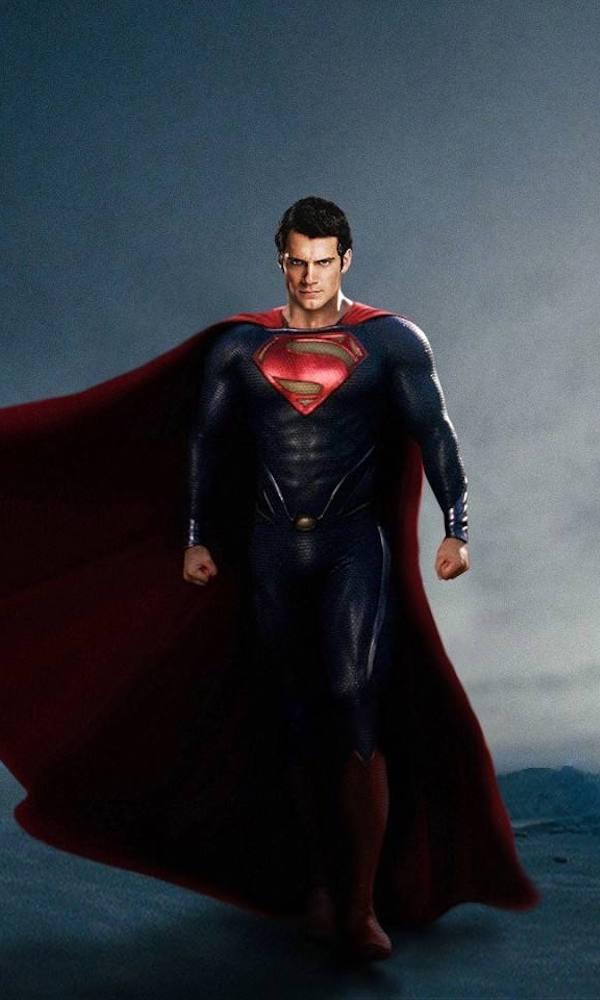 《超人》封面图片