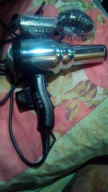 Secadores de cabelo Secador Cabelo Negativos