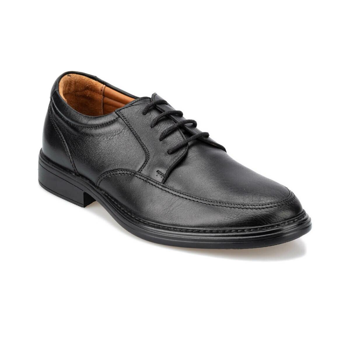 FLO 92.100883.M Black Male Shoes Polaris 5 Point