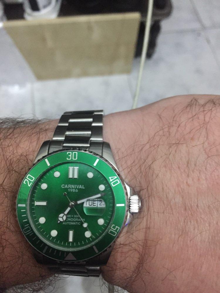 -- Relógios Mecânicos Hombre