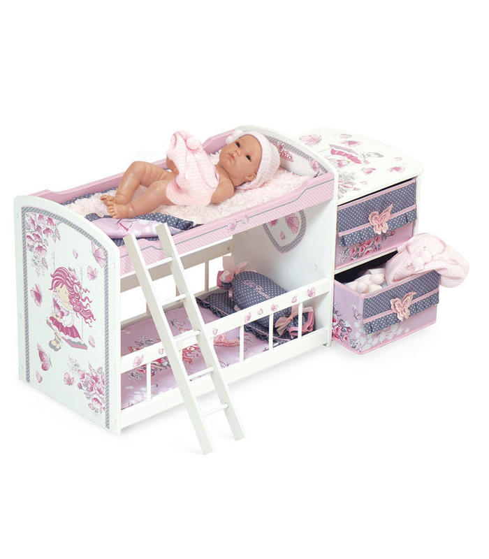 Crib Changer Maria C/Pillow Included Toy Store