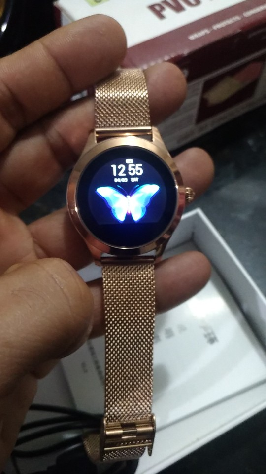 Waterproof Smart Watch for Women photo review