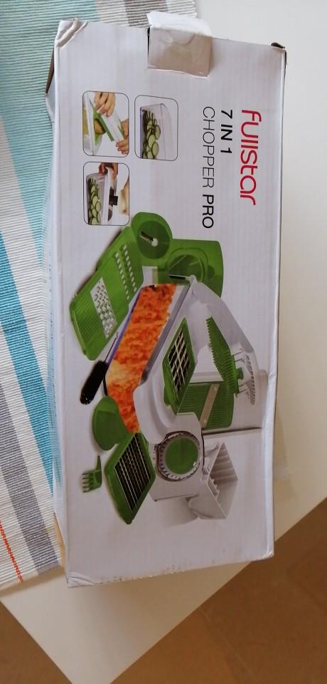 Kitchen Accessories Mandoline Vegetable Slicer photo review