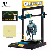 TWO TREES BLUER PLUS I3 Upgrade magnetic PEI BMG Large Size TMC2209 TOUCH Double Y axis Touch Screen 3D Printer kit impressora