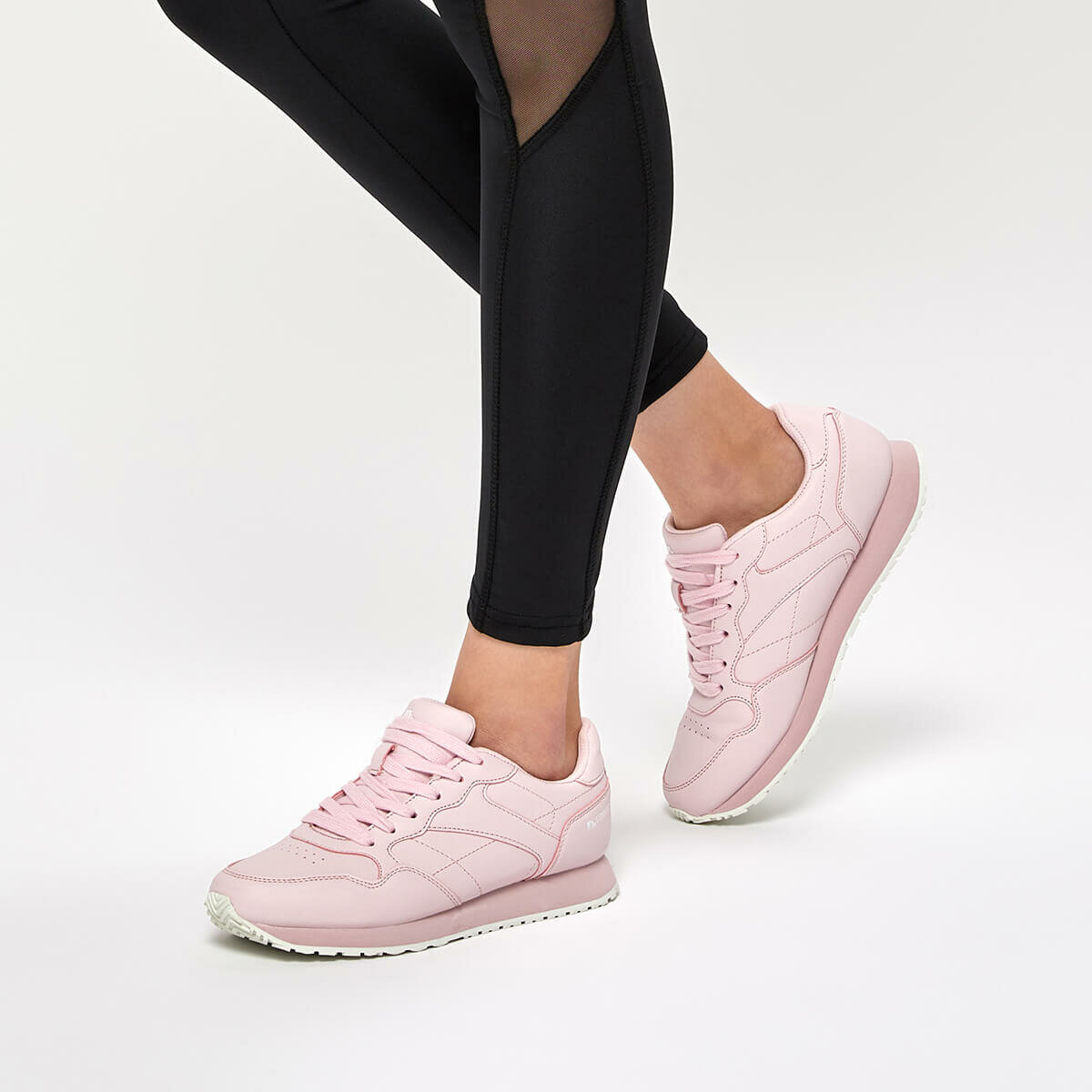 FLO HELLO WMN Light Pink Women 'S Sneaker Shoes LUMBERJACK