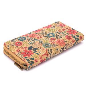 Image 2 - Cork with follower parrten cork zippler card phone womens wallet BAG 324