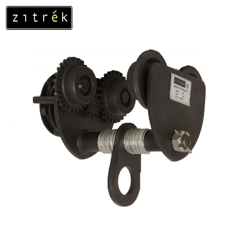 Cart drive Zitrek GCL-2E (2t / 3m) Fastening, Hanging and Horizontal movement of hoists for working on deenergized construction flent b082 working sub dials men watch with quartz movement